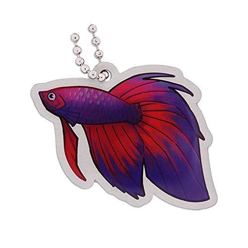 Geopets Travel Tag - Betta The Fish Fisch Geocaching Travelbug Geocoin trackable