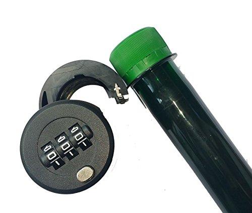 Petling Safe für Geocaching Zahlenkombination Lockpicking Filmdosen Micro Nano, cache container, cache mit...
