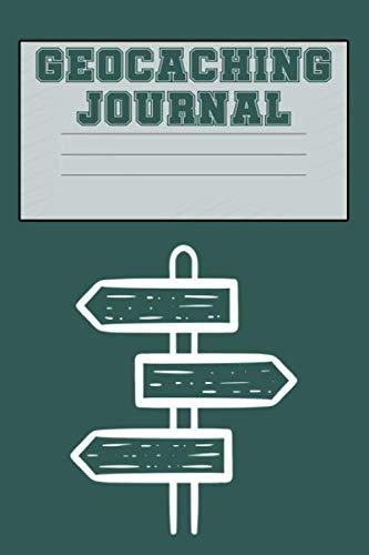 Geocaching Journal: A5 (Handtaschenformat) Geocaching Notizbuch für über 200 Geocaches. Geocaching Journal...