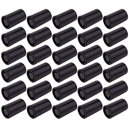 Guanici 30 Stück Filmdosen Geocaching Filmdosen Filmdosen mit Deckel Filmdose Wasserdicht Kunststoff leer...