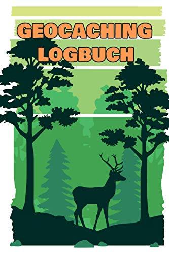 Geocaching Logbuch: Mini Notizbuch und Logbuch für Geocacher - Geocaching Zubehör und Ausrüstung Nano -...